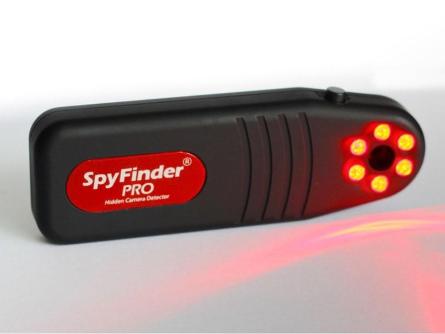 Spyfinder - Udstyr til at finde ulovlig overvågning
