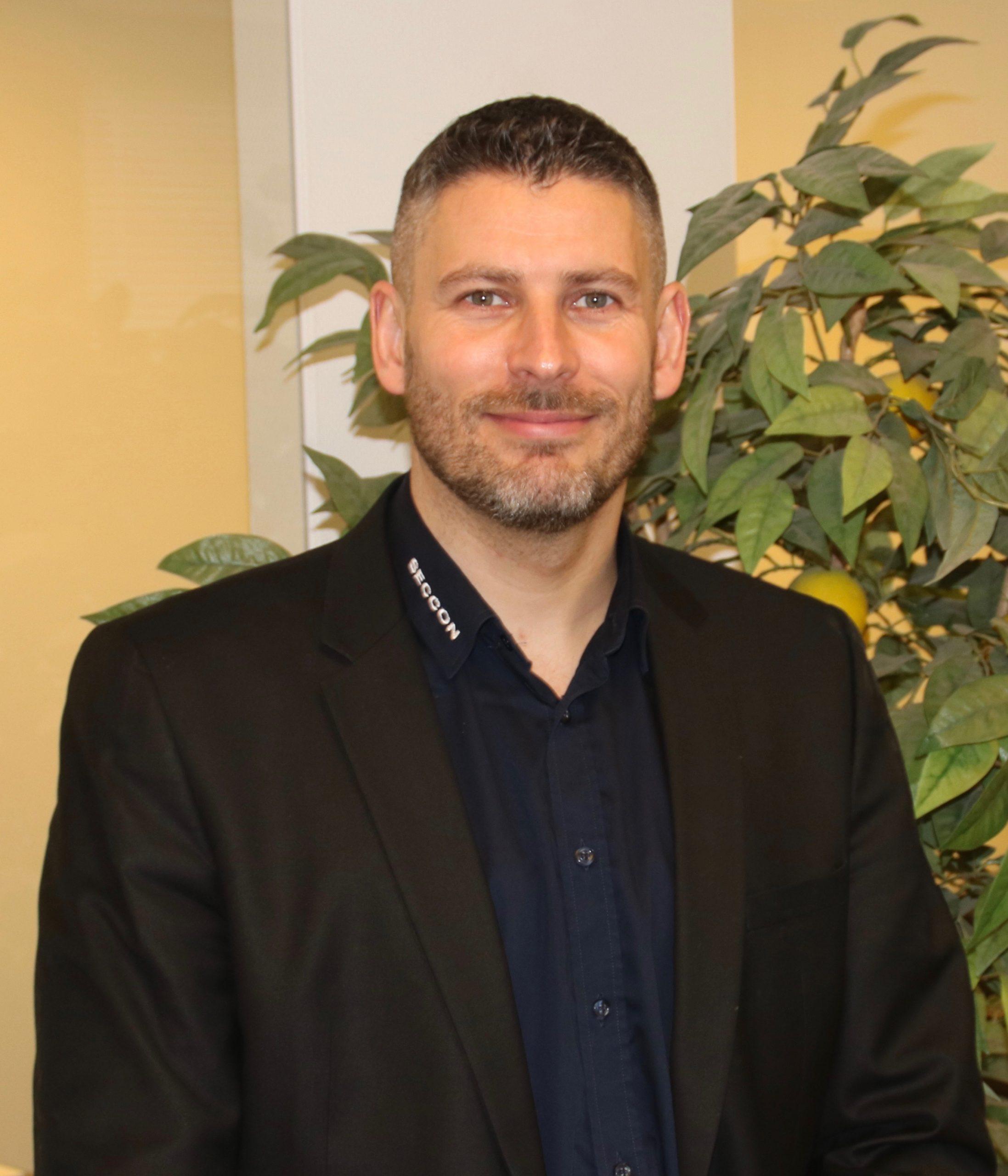 Benny Gottlieb, Seccon, Eksamineret Sikringsleder/ MSO